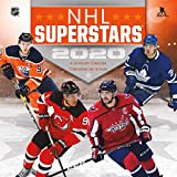 NHL Superstars 2020 Mini Calendar (English and French Edition)