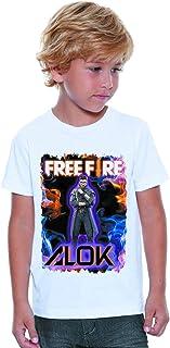 Camisa Camiseta Free Fire Alok Novo Lançamento