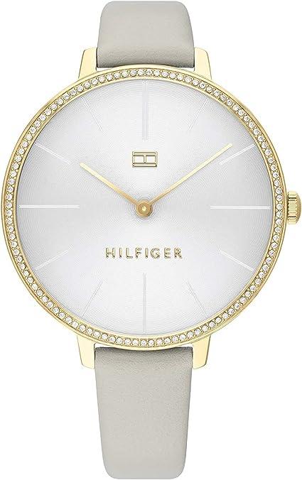 Tommy Hilfiger Reloj Analógico para Mujer de Cuarzo 1782110