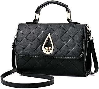 HALAMODO Bag Women's shoulder Bag Versatile Large Capacity Cross-body Bag Delicate Tote Handbag