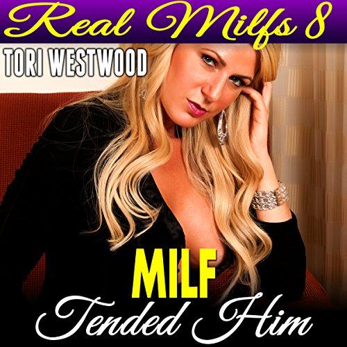 MILF Tended Him audiobook cover art