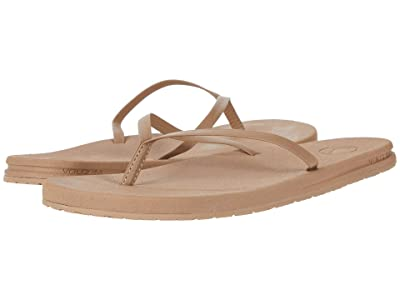 Volcom E-Cliner Prayer (Tan) Women