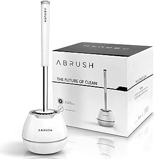 Abrush L'Original Toilet Brush - Brosse de Toilette de Haute qualité en Silicone