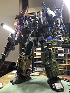 JINBAO Warbotron Bruticus Decepticons Oversized