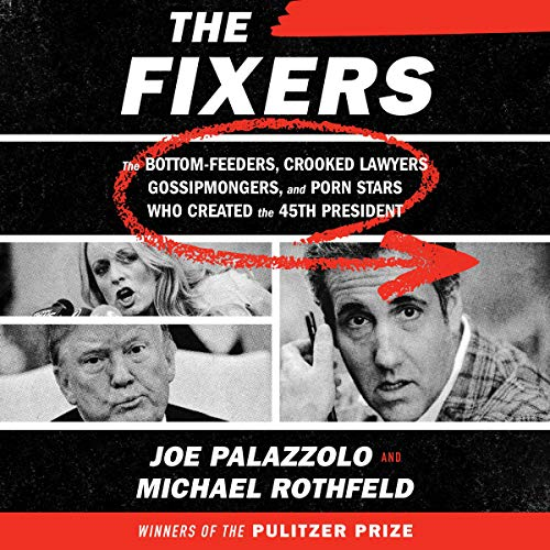 The Fixers cover art