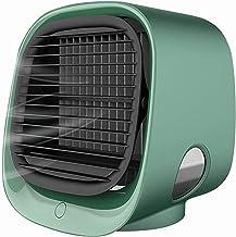 Persoonlijke Airconditioner Draagbare Luchtkoeler Mini Air Cooler Purifier 3 Snelheid Desktop Koelventilator voor thuiskam...