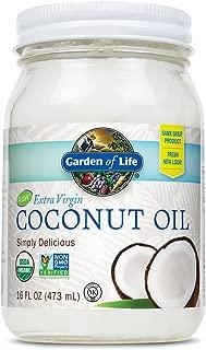 Garden Of Life - Extra Virgin Coconut Oil 16 Fl. Oz.
