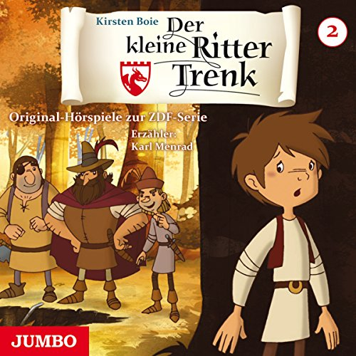 Der kleine Ritter Trenk 2 Titelbild