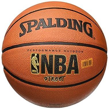 Spalding NBA Street Basketball - Official Size 7 (29.5 )
