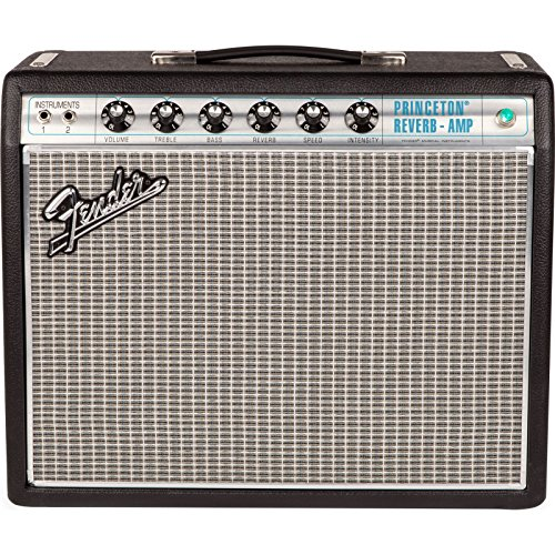 Fender '68 Princeton Reverb Reissue · Amplificador guitarra eléctrica