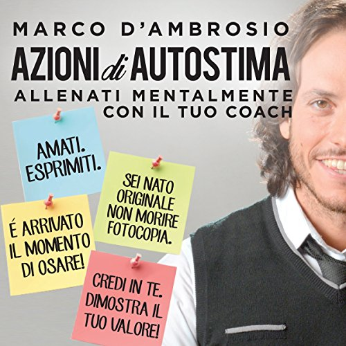 Azioni di Autostima audiobook cover art