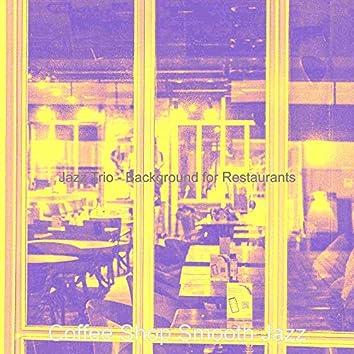 Jazz Trio - Background for Restaurants