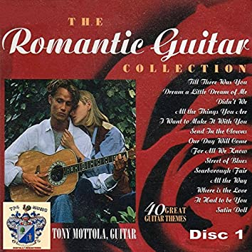 The Romantic Guitar Collection Disc 1