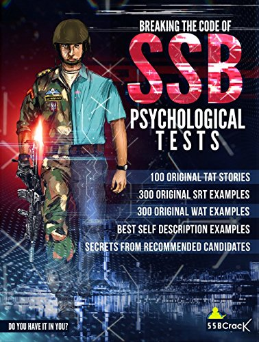Breaking The Code of SSB Psychological Tests - SSB Interview (TAT/WAT/SRT/SD)