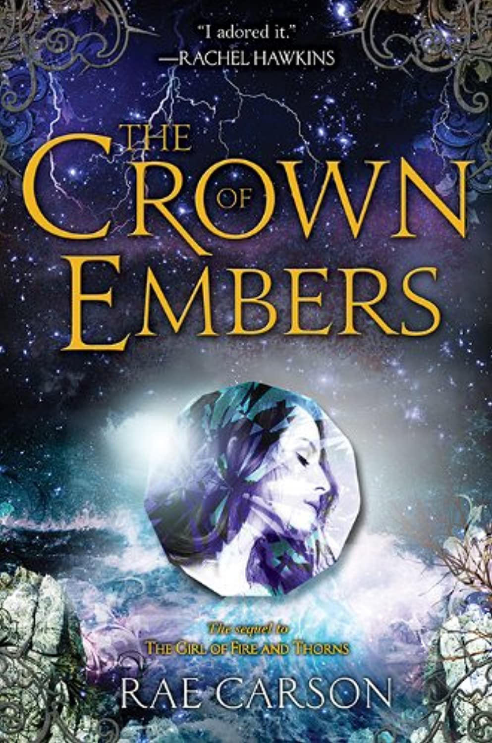 The Crown of Embers (Girl of Fire and Thorns Book 2) (English Edition)