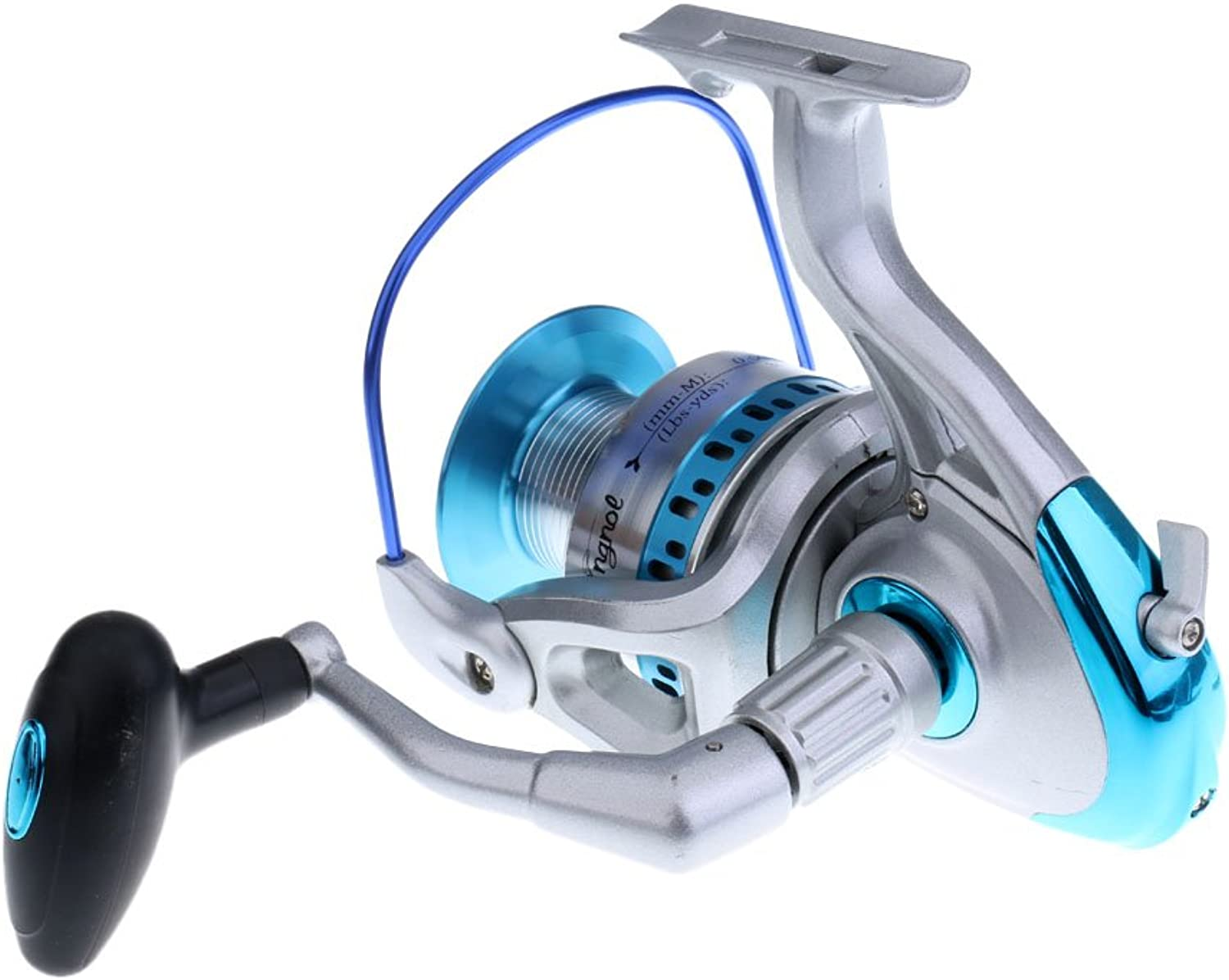 F Fityle Spinning Fishing Reels 7+1BB Super Strong Fishing Wheel Boat Rock Sea Reels