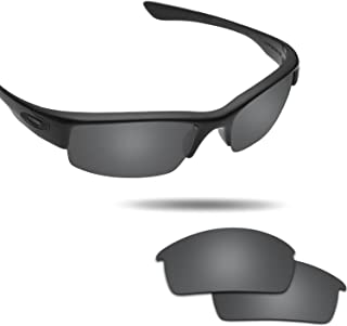 Anti-saltwater Polarized Replacement Lenses for Oakley Bottlecap Sunglasses - Various Colors