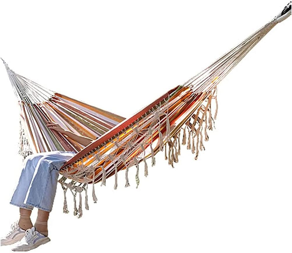 New popularity YUJIADIAN Handmade Large Macrame Fringe Deluxe Person H 2 Double All items free shipping