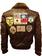 Clara Leather Jackets George Michael BSA Faith Rockers Revenge Nero Colore Giacca in Vera Pelle