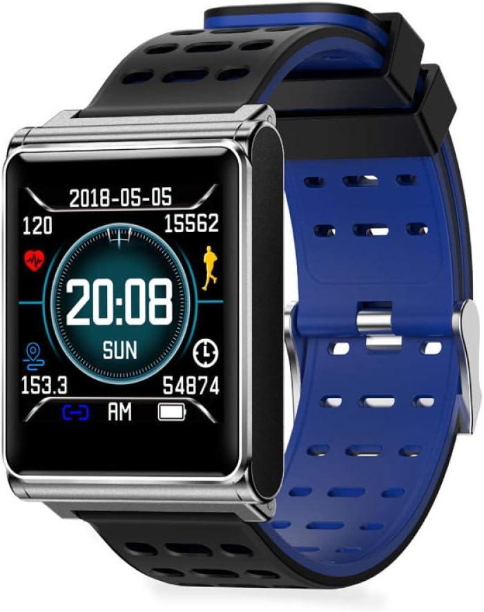 North King SueñO De Fitness Tracker Ip67 Impermeable PulsóMetro Reloj Smart Watch De Vigilancia