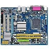 Diecast master Ajuste para Fit For GIGABYTE GA-G41M-ES2LDESKTOP Placa Base Ajuste para Fit For LGA 775 DDR2 G41M-ES2L G41 Micro ATX Tablero Placa Principal Placa Base de computadora