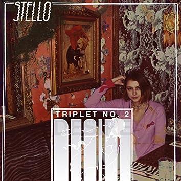 Triplet No. 2: Desire