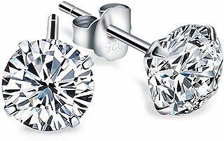 magasin en ligne 714f8 f7ba7 Amazon.fr : boucle d oreille homme diamant