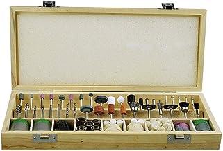 PYROJEWEL alta precisión Rectificado de herramientas de pulido molino 228pcs caña Craft Bits Rotary Accesorios for herramientas Kit de herramientas Herramientas