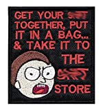 Morty Sh-t Store...image