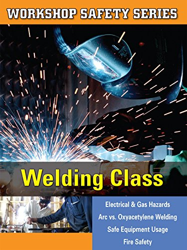 Workshop Safety Welding Class