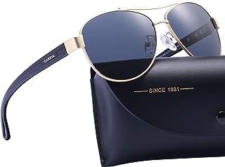 Polarized Sunglasses for Women UV Protection Outdoor Glasses Ultra-Lightweight Comfort Frame