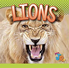 Lions (Awesome Animal Lives)
