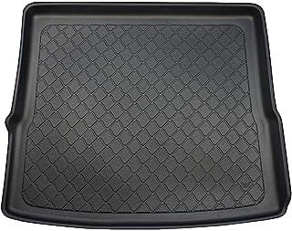Bañera para maletero alfombrilla cáscara para bmw x1 f48 2015-asiento posterior schiebbar