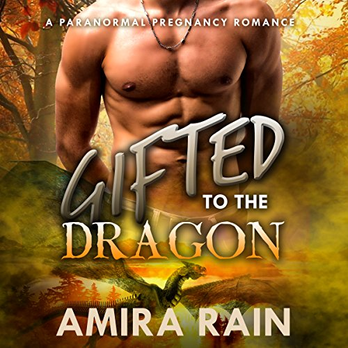 Gifted to the Dragon audiobook cover art