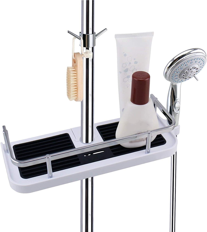 DBS UK Bathroom Shelf Shower Organizer Caddy with Some Cash special price reservation Rack Rai