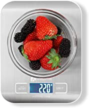 Báscula Digital de Cocina Houzetek Balanza para Comida de