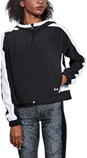 Under Armour Womens Storm Woven Full Zip Jacket