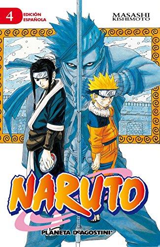 Naruto nº 04/72 (Manga Shonen)