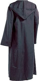 Men Tunic Hooded Robe Cloak Knight Fancy Cool Cosplay Costume