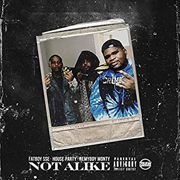 Not Alike (feat. House Party & Monty)