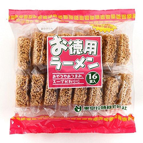 【東京拉麺】お徳用ラーメン 16食(16食×4袋)