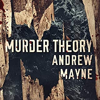 Murder Theory audiobook cover art