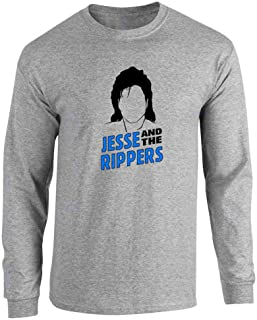 Jesse and The Rippers Band Full Long Sleeve Tee T-Shirt