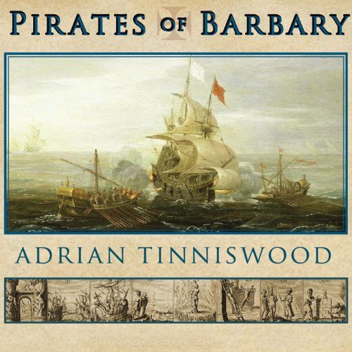 Pirates of Barbary audiobook cover art