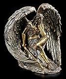 Zoom IMG-2 angelo caduto di lucifero statuetta