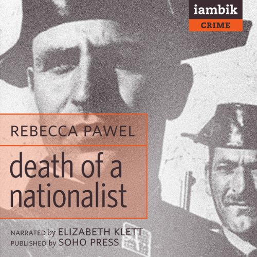 Death of a Nationalist audiobook cover art