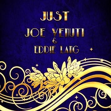 Just Joe Venuti & Eddie Lang