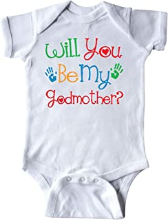 Be My Godmother Proposal Infant Creeper