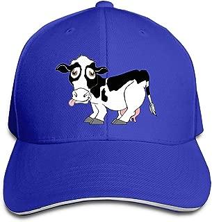 Baseball Cap Hip Hop Hat Adjustable Casquette Cap Unisex Cattle Funny Emoji Classic Caps (6 Colors)