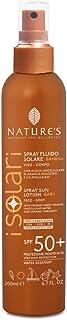 Nature's - Spray Solare Viso e Corpo SPF 50